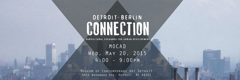 Detroit – Berlin Connection Events